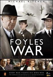 TV: Foyle's War – CHRISTOPHER EAST
