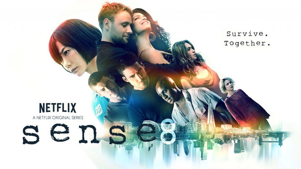 Sense8 Season 2 Stream